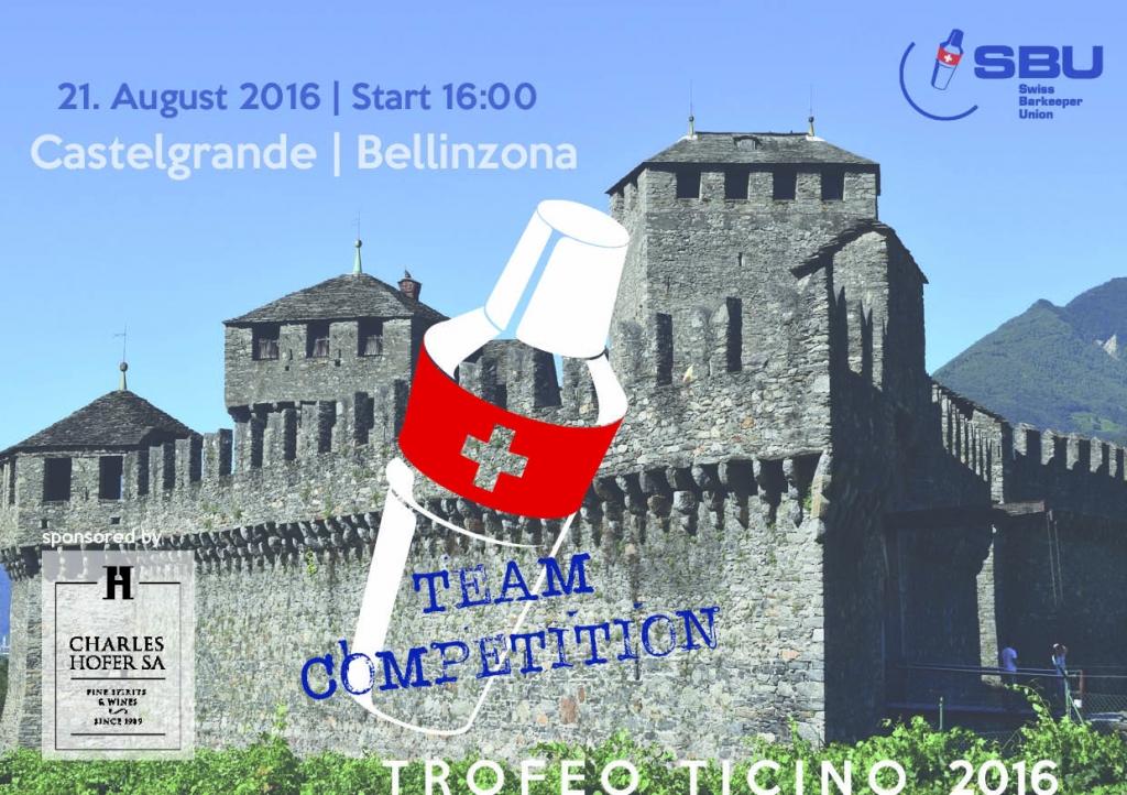 Trofeo Ticino 2016 - Conquered the Castle @ Castelgrande | Bellinzona | Ticino | Switzerland