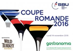 Coupe Romande @Gastronomia 2016 @ Gastronomia | Lausanne | Vaud | Switzerland