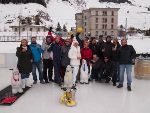 SBU Eisstockschiessen 2018 in Andermatt @ Andermatt, Hotel Monopol-Metropol  | Andermatt | Uri | Switzerland