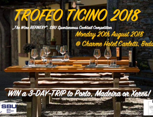 """""""The Wine Refinery"""" – TROFEO TICINO 2018"""
