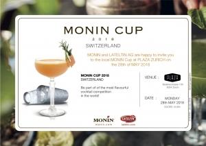 Monin Cup 2018 Switzerland @ Plaza Club & Bar | Zürich | Zürich | Switzerland