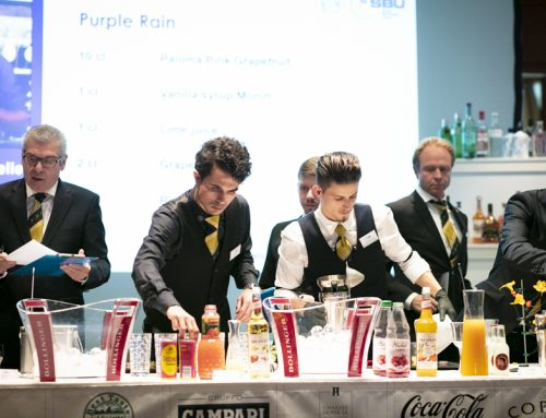 Swiss Cocktail Championship 2018 in Neuchâtel