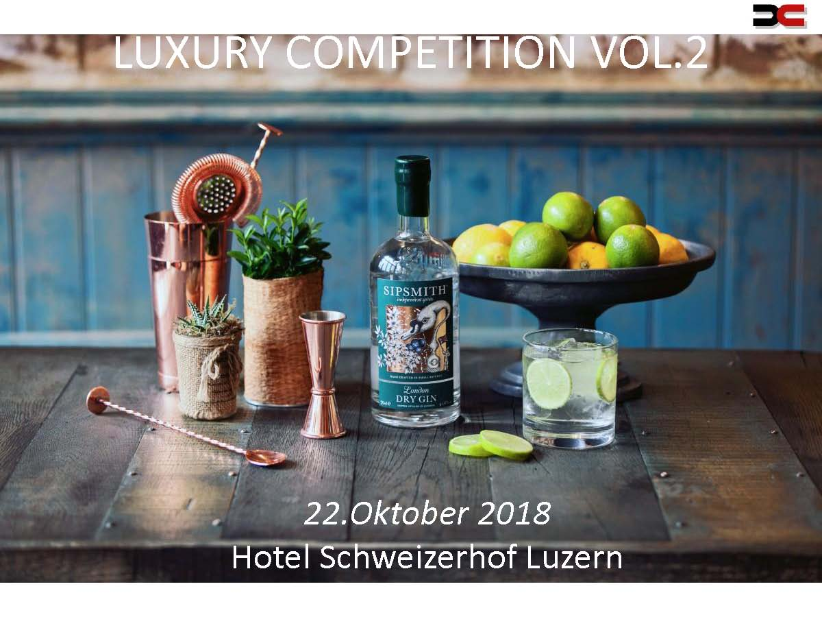 Haecky Luxury Competition